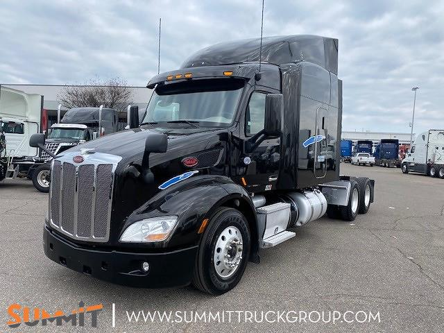 2018 Peterbilt Truck Sleeper Cab 6x4, Tractor #160T210273 - photo 1