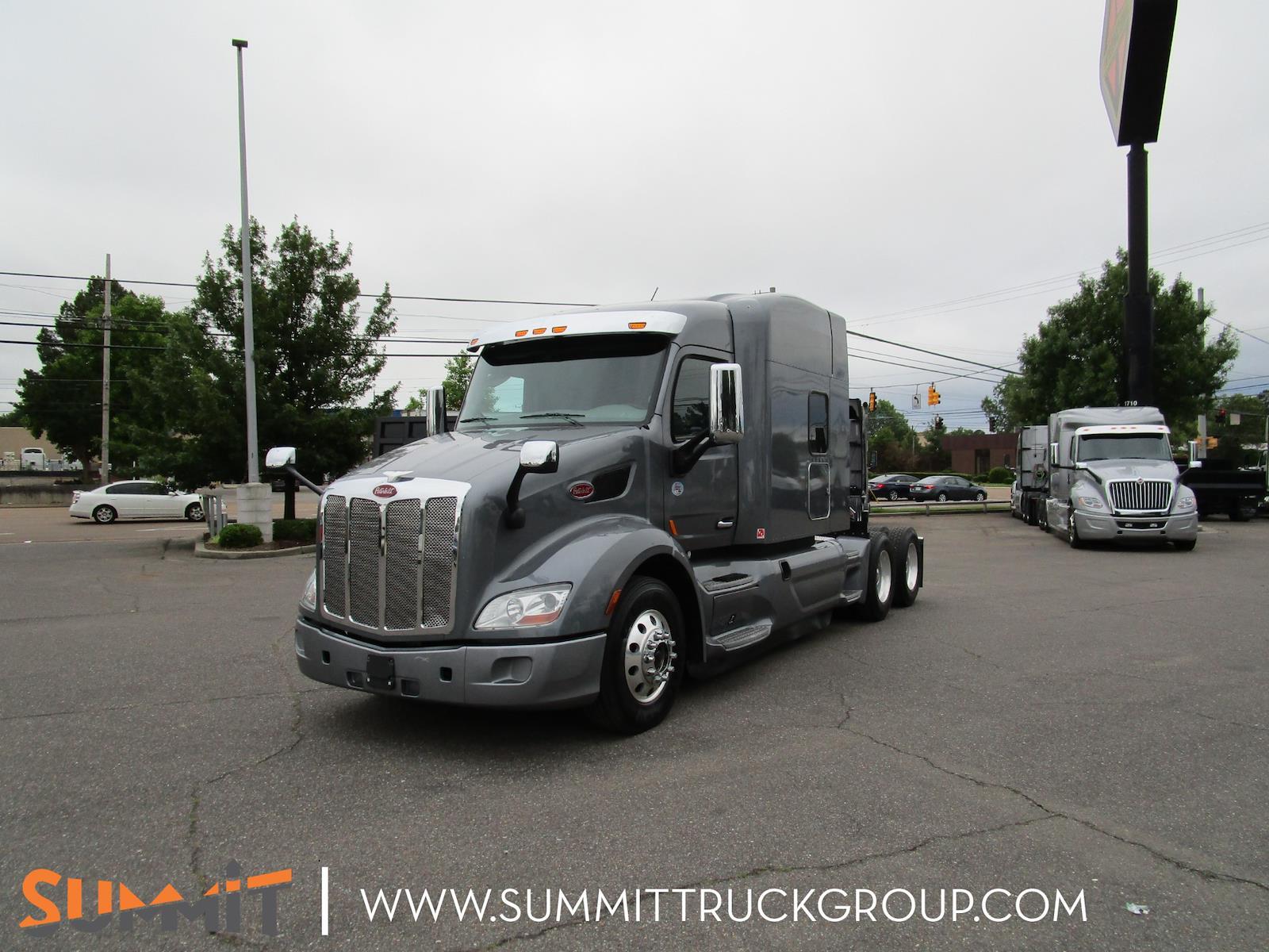 2020 Peterbilt Truck Sleeper Cab 6x4, Tractor #160T211022 - photo 1