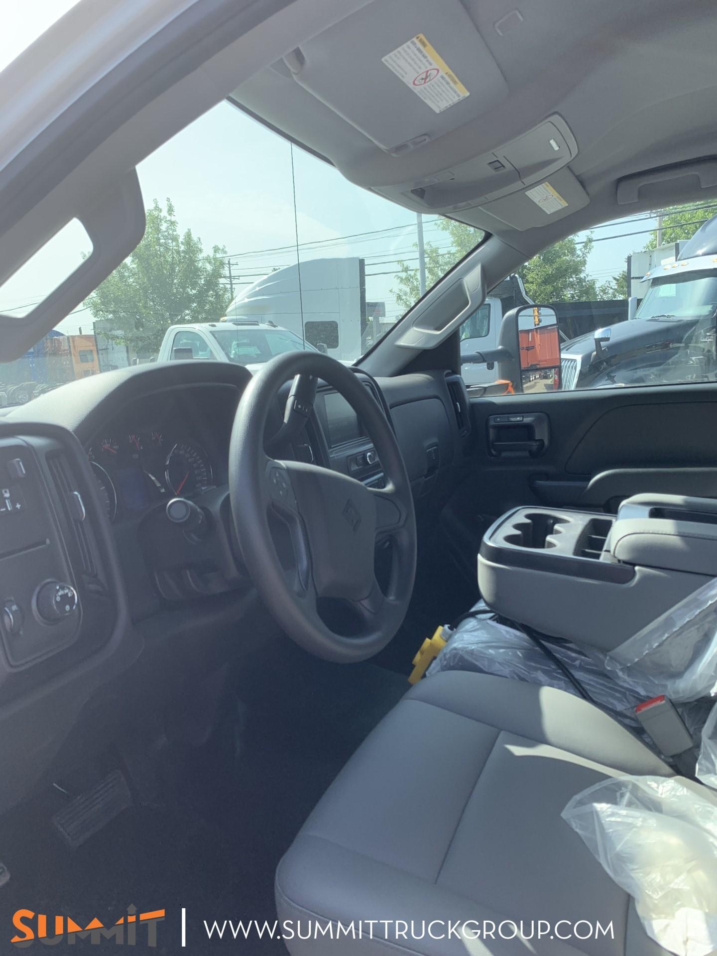 2020 International CV Regular Cab 4x2, Stake Bed #LH442357 - photo 1