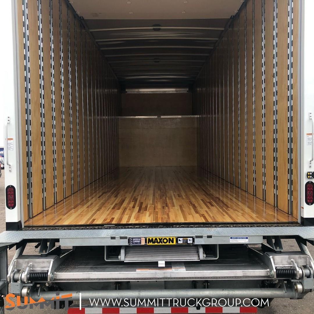 2021 International MV Regular Cab 4x2, Morgan Dry Freight #ML244663 - photo 1