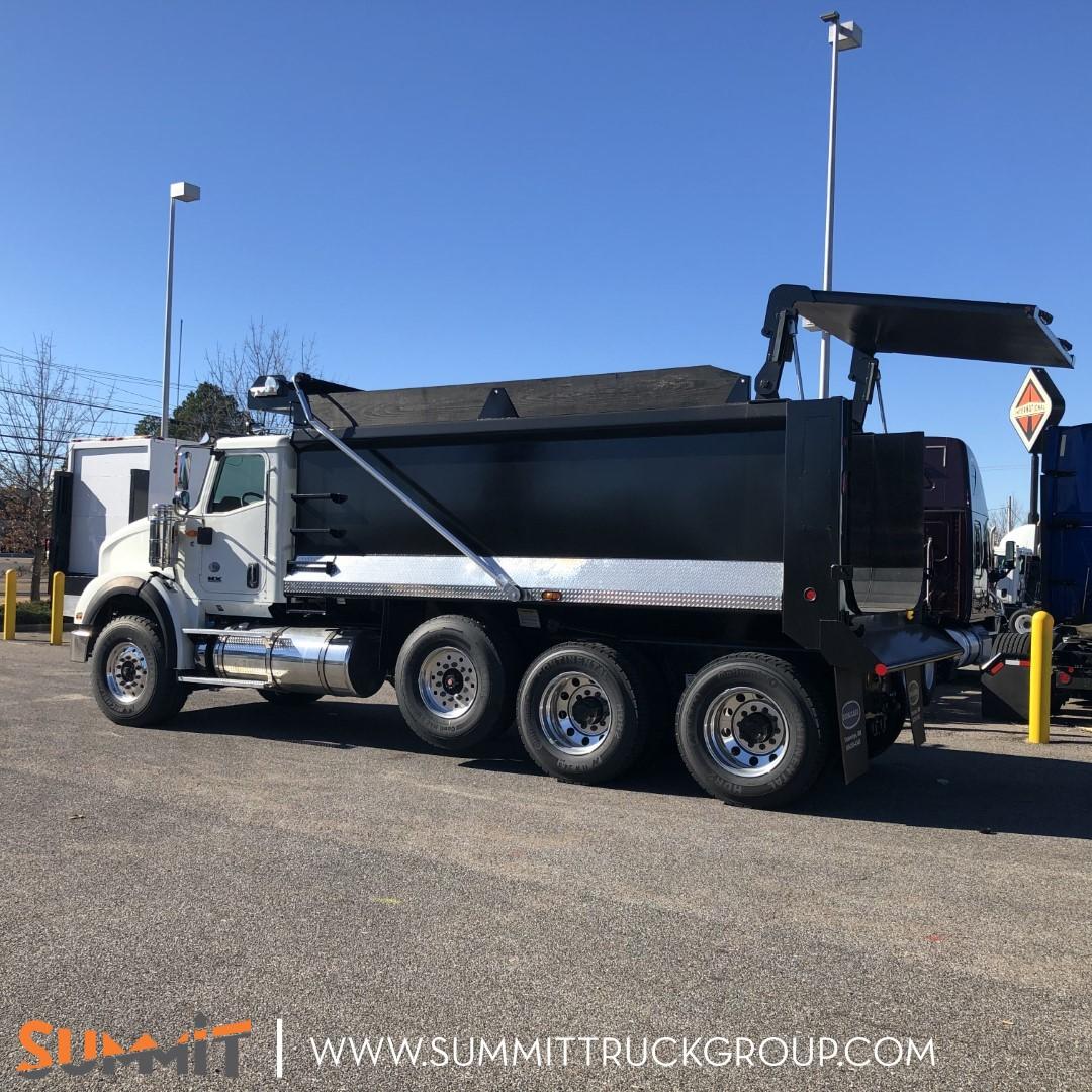 2021 International HX Regular Cab 6x4, DuraClass Dump Body #MN339696 - photo 1