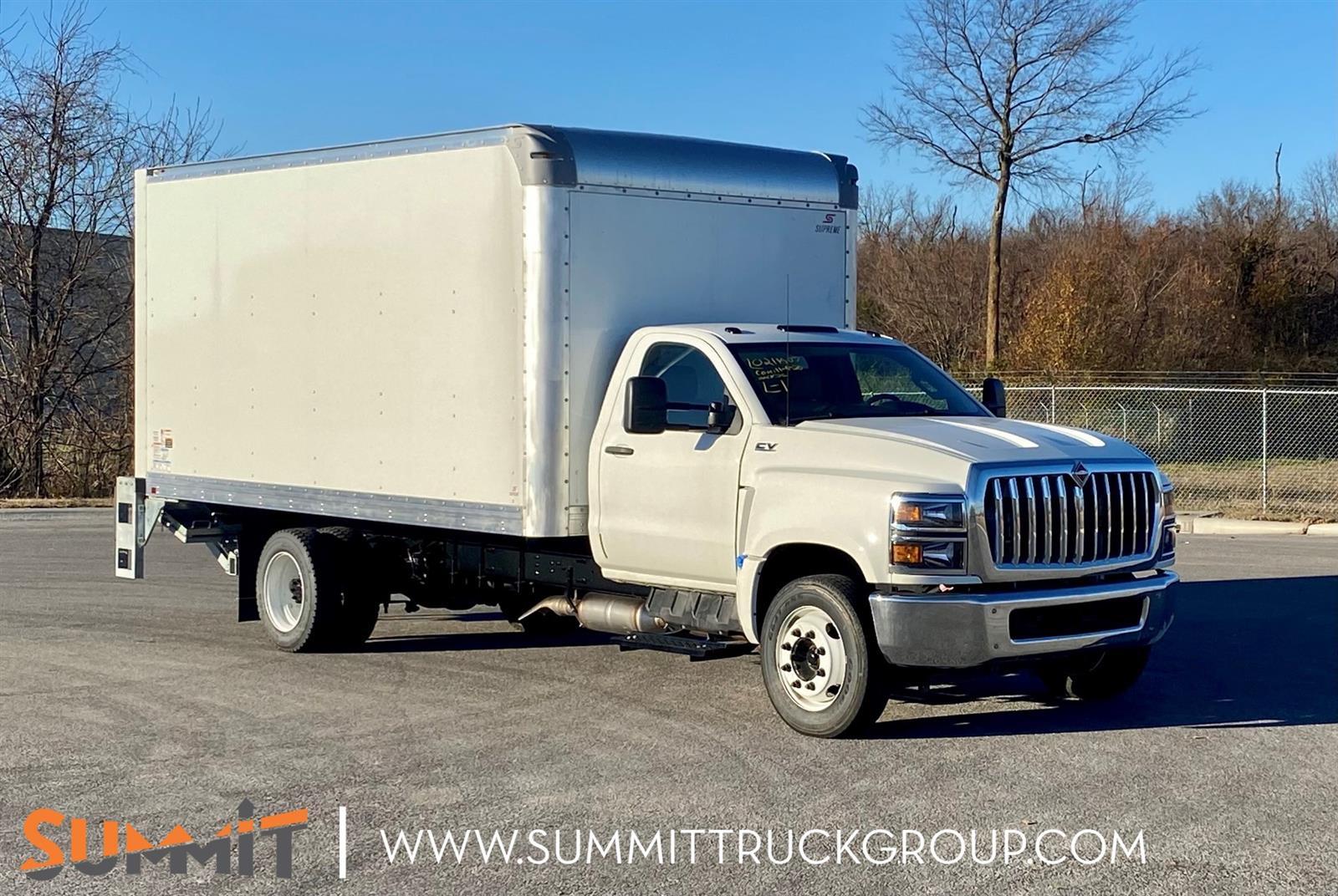 2020 International CV Regular Cab 4x2, Supreme Dry Freight #LH522133 - photo 1