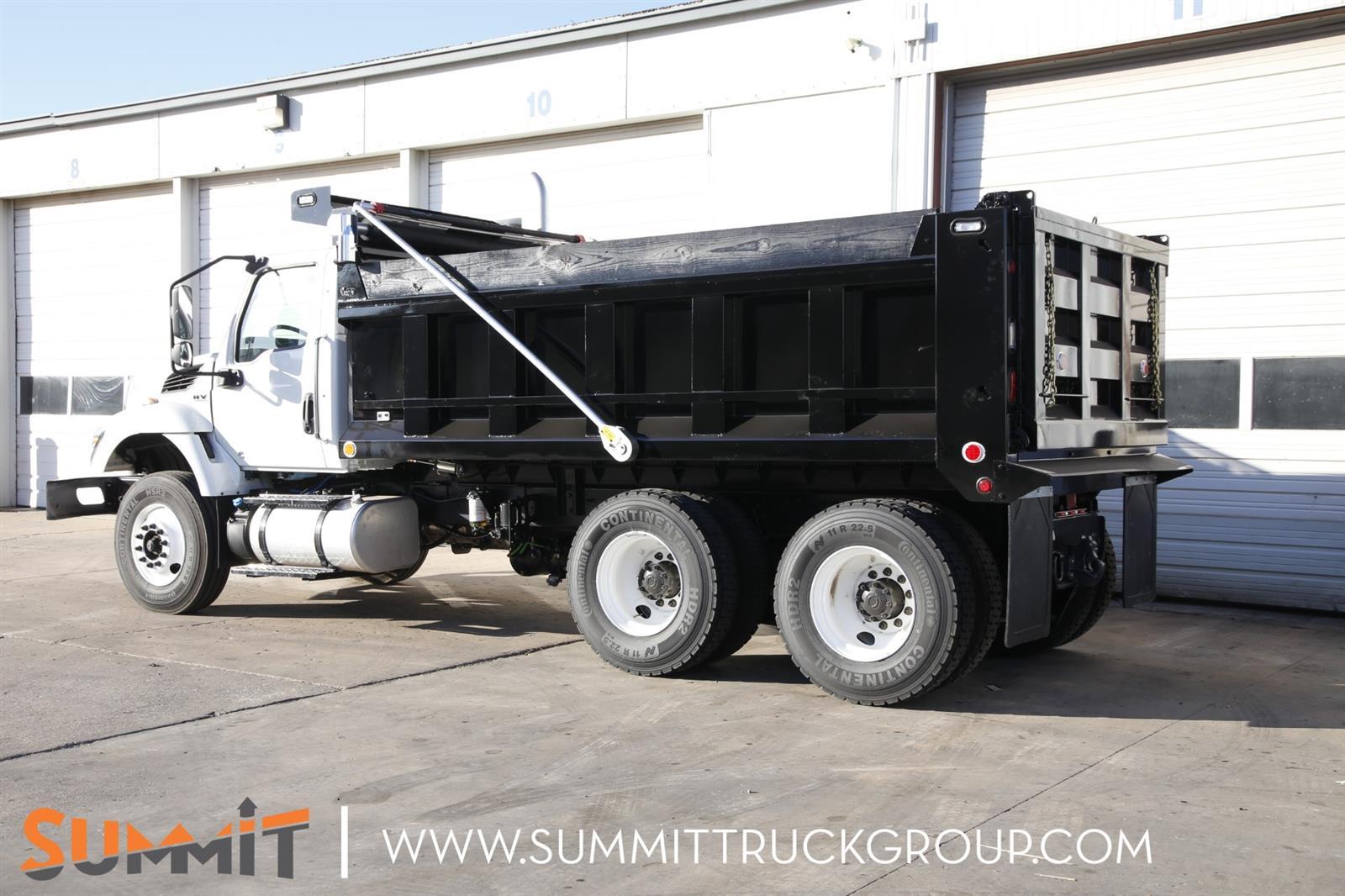 2020 International HV Regular Cab 6x4, Dump Body #LL867984 - photo 1