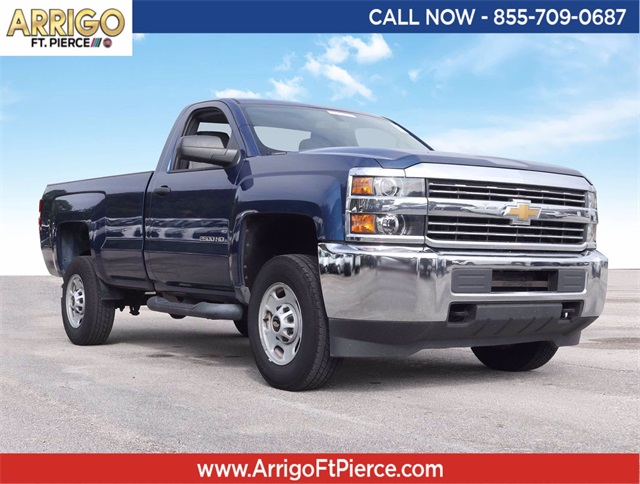 2017 Chevrolet Silverado 2500 Regular Cab 4x2, Pickup #Z171973 - photo 1