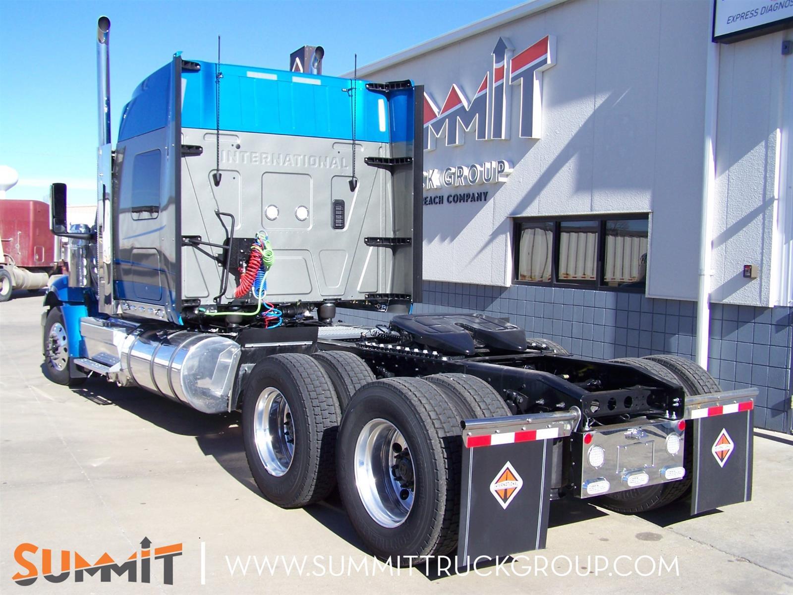 2021 International LoneStar Sleeper Cab 6x4, Tractor #MN590589 - photo 1