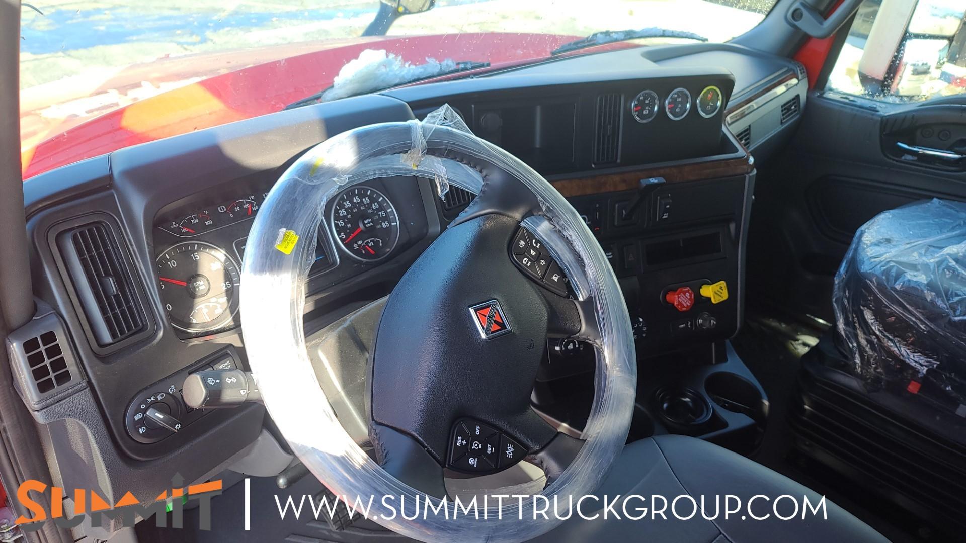 2021 International LT Sleeper Cab 6x4, Tractor #MN880645 - photo 1