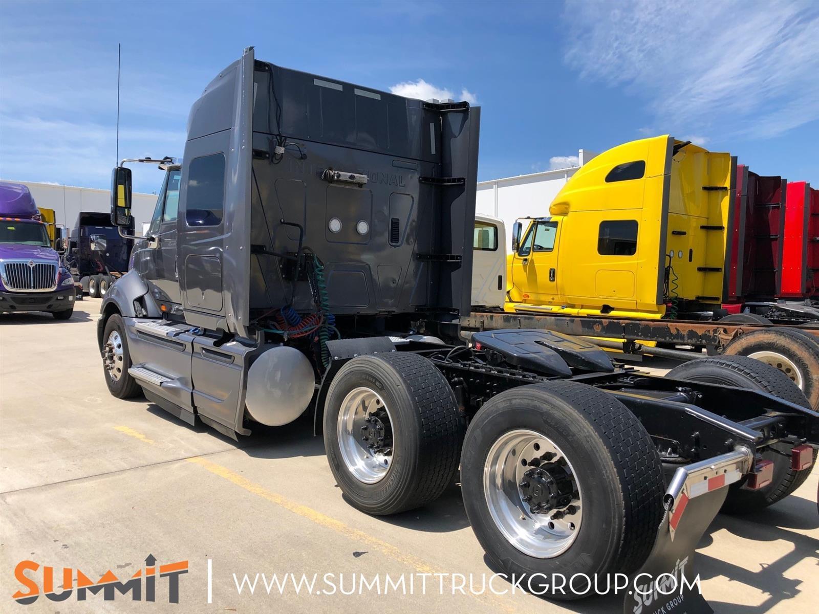 2016 International ProStar+ Sleeper Cab 6x4, Tractor #140F192889 - photo 1