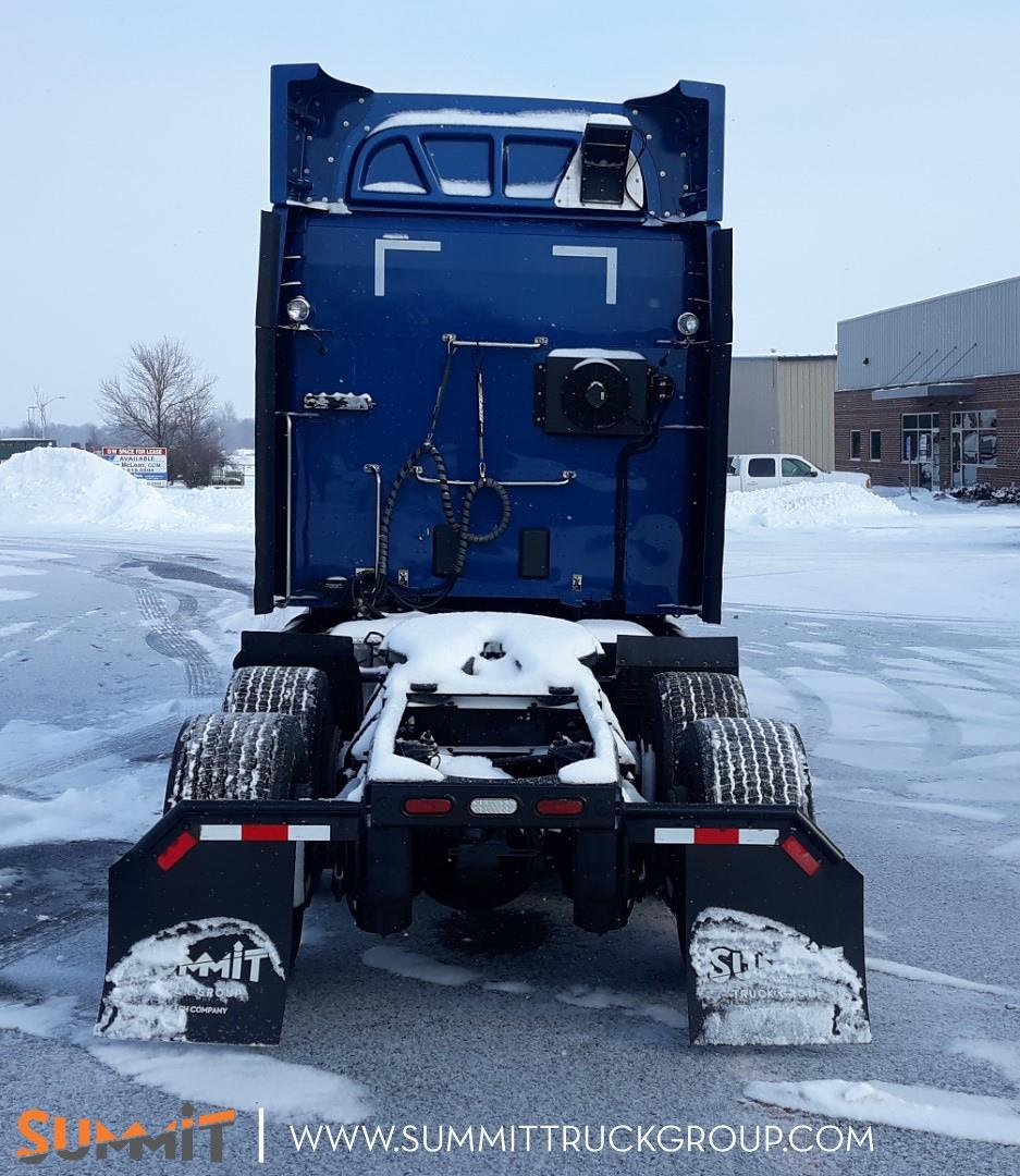 2017 Peterbilt 579 Sleeper Cab 6x4, Tractor #500P210163 - photo 1