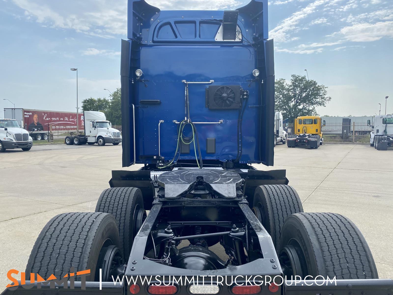 2018 Peterbilt Truck Sleeper Cab 6x4, Tractor #135P211052 - photo 1