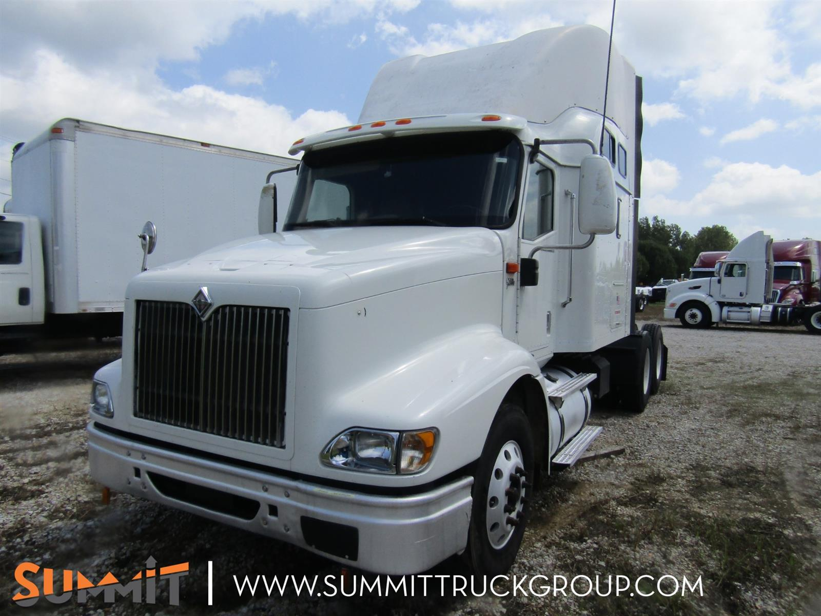 2006 International Truck 6x4, Cab Chassis #165T201048 - photo 1