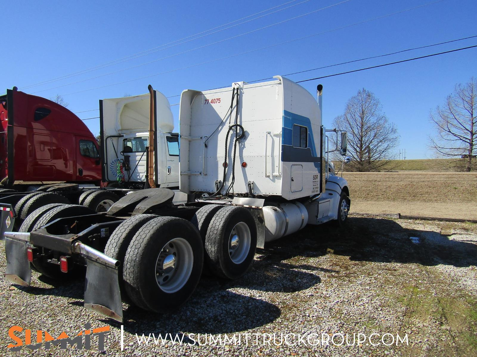 2007 Peterbilt 386 Sleeper Cab 6x4, Tractor #165T210343 - photo 1