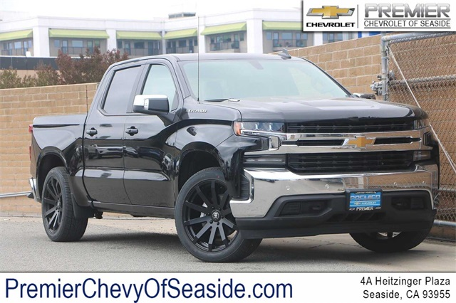 2020 Chevrolet Silverado 1500 Crew Cab 4x2, Pickup #C1287 - photo 1