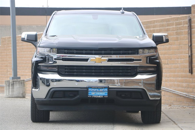 2020 Chevrolet Silverado 1500 Crew Cab 4x2, Pickup #C1287 - photo 4