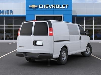 2020 Chevrolet Express 2500 4x2, Empty Cargo Van #C1403 - photo 2