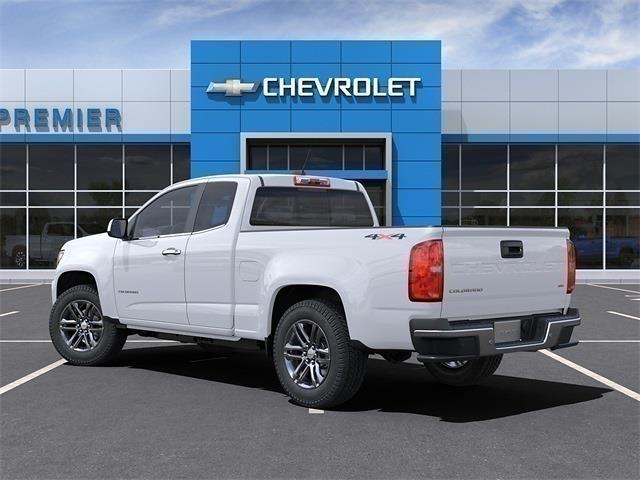 2021 Chevrolet Colorado Extended Cab 4x4, Pickup #C1439 - photo 4