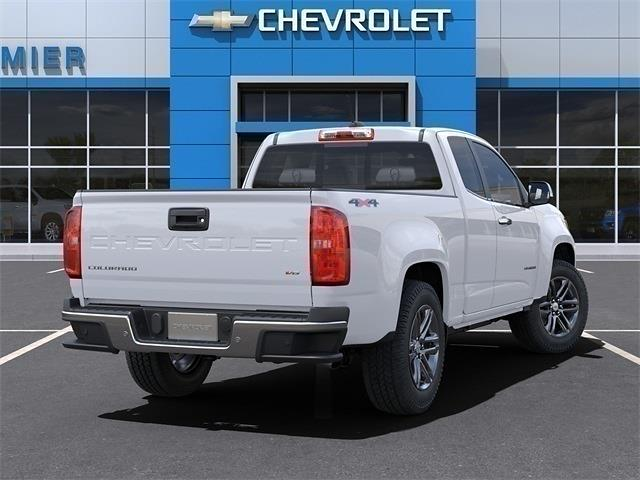 2021 Chevrolet Colorado Extended Cab 4x4, Pickup #C1439 - photo 2