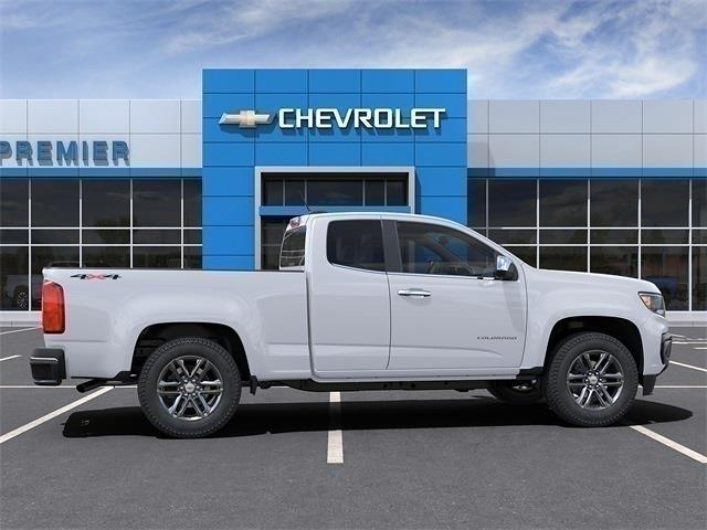 2021 Chevrolet Colorado Extended Cab 4x4, Pickup #C1439 - photo 5