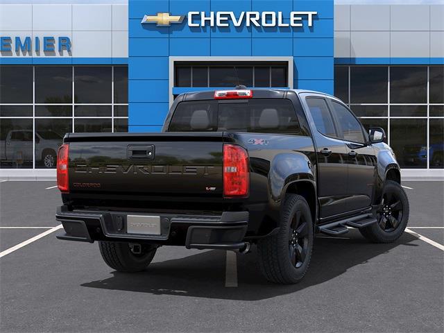2021 Chevrolet Colorado Crew Cab 4x4, Pickup #C1457 - photo 2