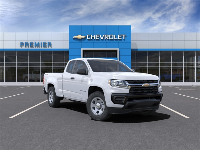 2021 Chevrolet Colorado Extended Cab 4x4, Pickup #C1482 - photo 1