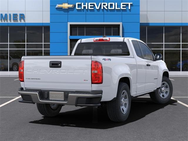2021 Chevrolet Colorado Extended Cab 4x4, Pickup #C1482 - photo 2
