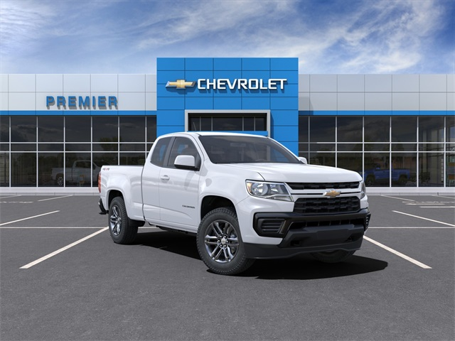 2021 Chevrolet Colorado Extended Cab 4x4, Pickup #C1520 - photo 1