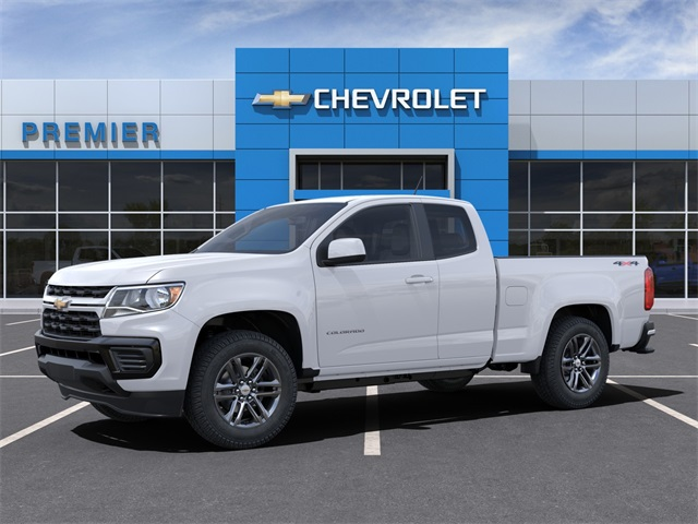 2021 Chevrolet Colorado Extended Cab 4x4, Pickup #C1520 - photo 3