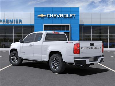 2021 Chevrolet Colorado Extended Cab 4x4, Pickup #C1520 - photo 4