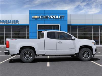 2021 Chevrolet Colorado Extended Cab 4x4, Pickup #C1520 - photo 5