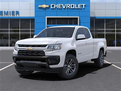 2021 Chevrolet Colorado Extended Cab 4x4, Pickup #C1520 - photo 6