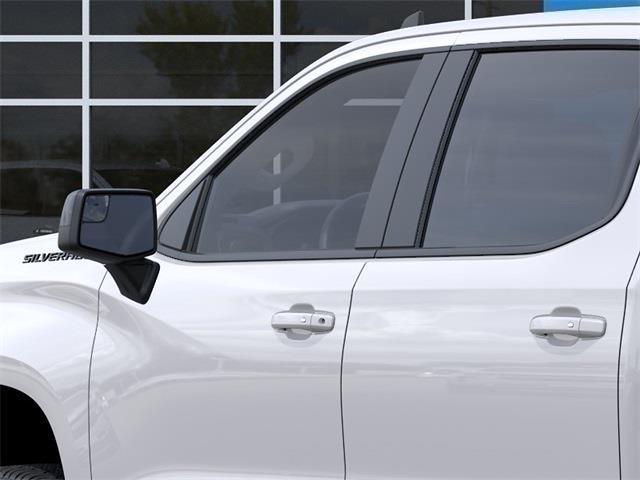 2021 Chevrolet Silverado 1500 Crew Cab 4x4, Pickup #C1544 - photo 9