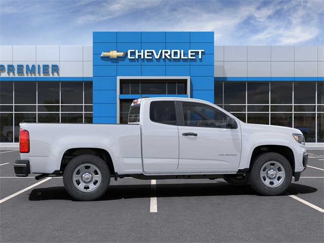2021 Chevrolet Colorado Extended Cab 4x2, Pickup #C1551 - photo 5