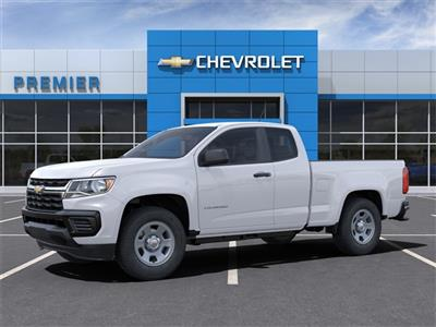 2021 Chevrolet Colorado Extended Cab 4x2, Pickup #C1551 - photo 3