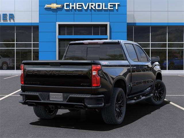 2021 Chevrolet Silverado 1500 Crew Cab 4x4, Pickup #C1573 - photo 2