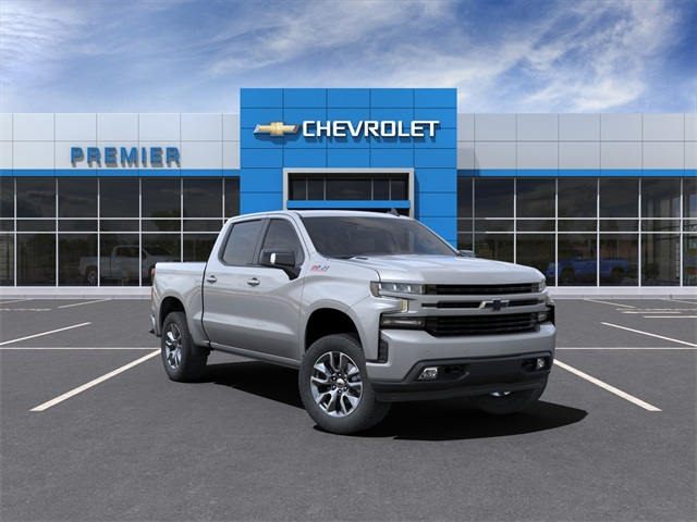 2021 Chevrolet Silverado 1500 Crew Cab 4x4, Pickup #C1576 - photo 1