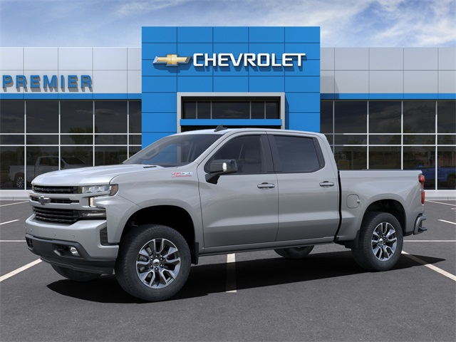 2021 Chevrolet Silverado 1500 Crew Cab 4x4, Pickup #C1576 - photo 2