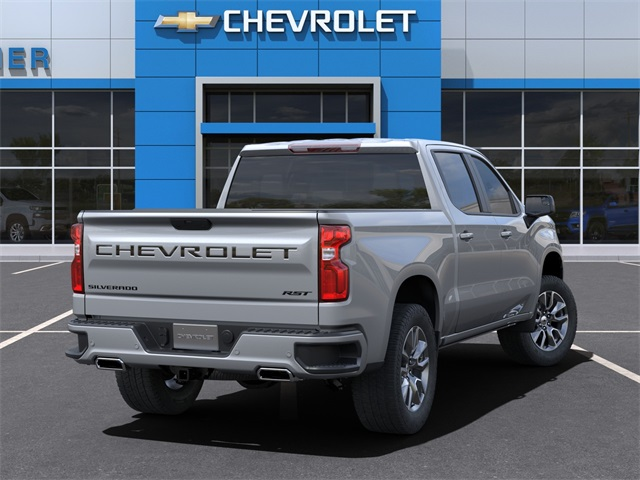 2021 Chevrolet Silverado 1500 Crew Cab 4x4, Pickup #C1576 - photo 4