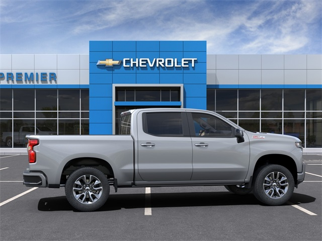 2021 Chevrolet Silverado 1500 Crew Cab 4x4, Pickup #C1576 - photo 5