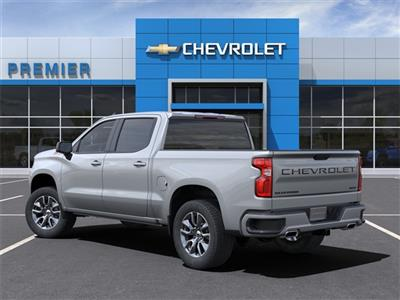 2021 Chevrolet Silverado 1500 Crew Cab 4x4, Pickup #C1576 - photo 3
