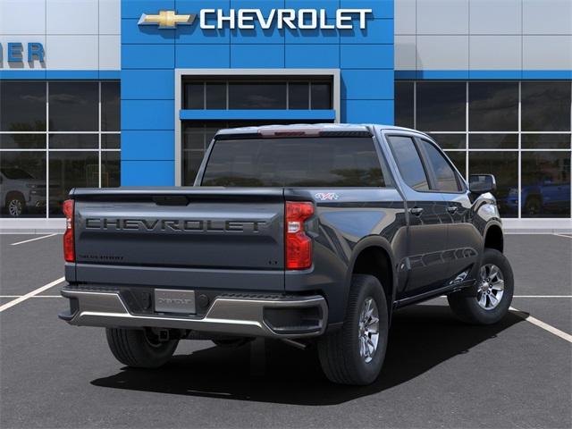 2021 Chevrolet Silverado 1500 Crew Cab 4x4, Pickup #C1577 - photo 2