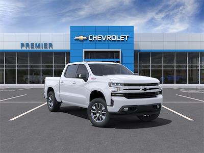 2021 Chevrolet Silverado 1500 Crew Cab 4x4, Pickup #C1581 - photo 2