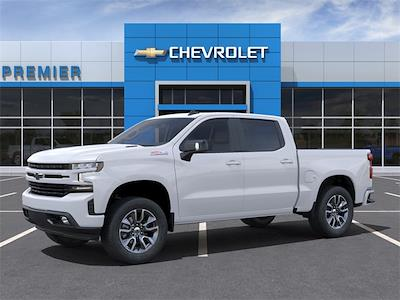 2021 Chevrolet Silverado 1500 Crew Cab 4x4, Pickup #C1581 - photo 3