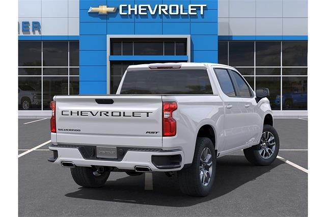 2021 Chevrolet Silverado 1500 Crew Cab 4x4, Pickup #RC1588 - photo 2
