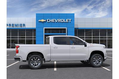 2021 Chevrolet Silverado 1500 Crew Cab 4x4, Pickup #RC1588 - photo 5
