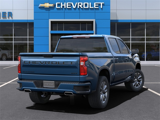 2021 Chevrolet Silverado 1500 Crew Cab 4x4, Pickup #C1589 - photo 2