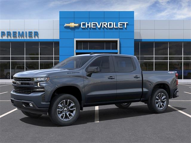 2021 Chevrolet Silverado 1500 Crew Cab 4x4, Pickup #C1619 - photo 3