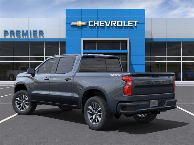 2021 Chevrolet Silverado 1500 Crew Cab 4x4, Pickup #C1619 - photo 4