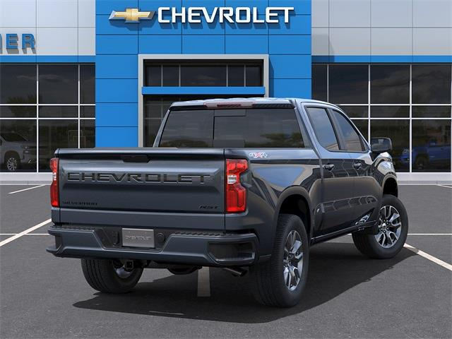 2021 Chevrolet Silverado 1500 Crew Cab 4x4, Pickup #C1619 - photo 2