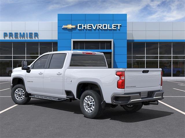 2021 Chevrolet Silverado 2500 Crew Cab 4x4, Pickup #C1645 - photo 4