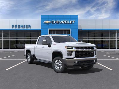 2021 Chevrolet Silverado 2500 Crew Cab 4x4, Pickup #C1645 - photo 1