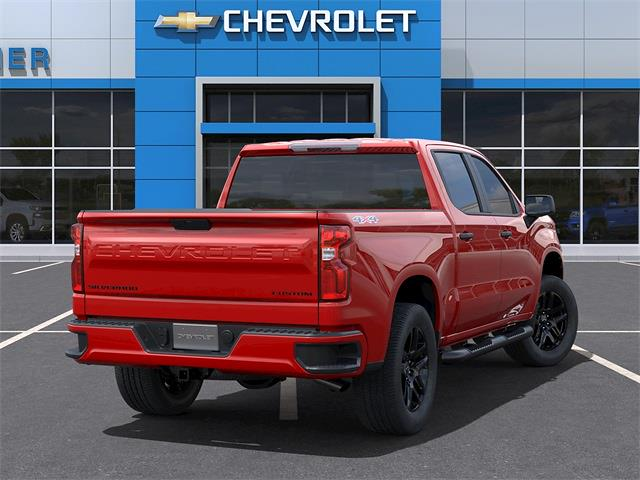 2021 Chevrolet Silverado 1500 Crew Cab 4x4, Pickup #C1647 - photo 2